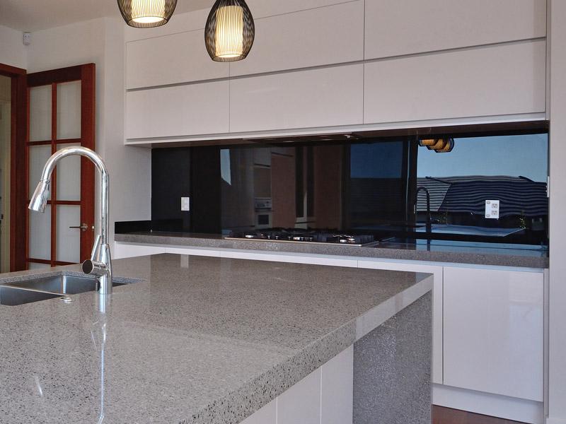 Frente de cocina de cristal top cristal ingl s - Frentes de cocina baratos ...